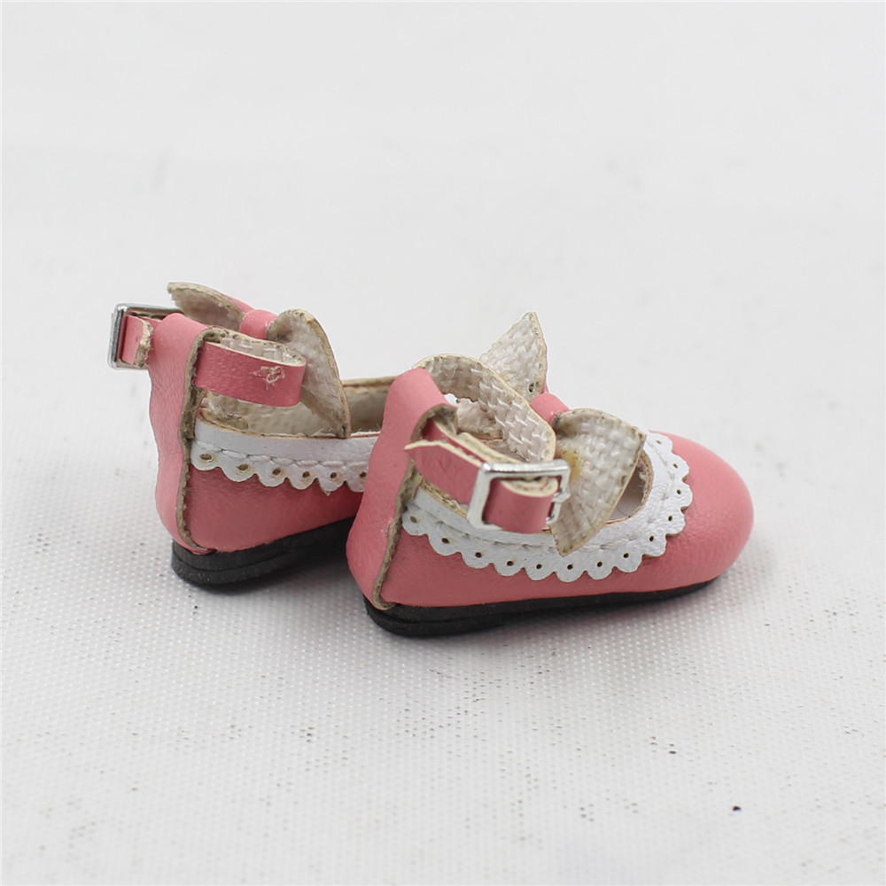 Neo Blythe Doll Designer Shoes with Bow 13