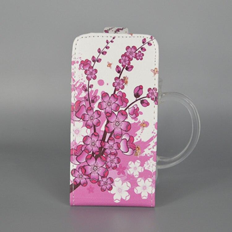 for Alcatel One Touch Pop C7 OT 7040D 7041D Hot Pattern Cute  PrintingVertical Flip Cover Open Down/up Back Cover filp case