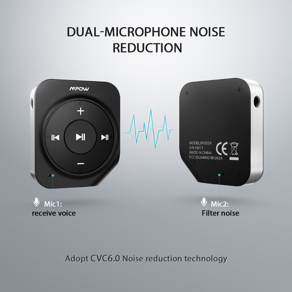 Mpow BH203 Bluetooth Receiver (1)