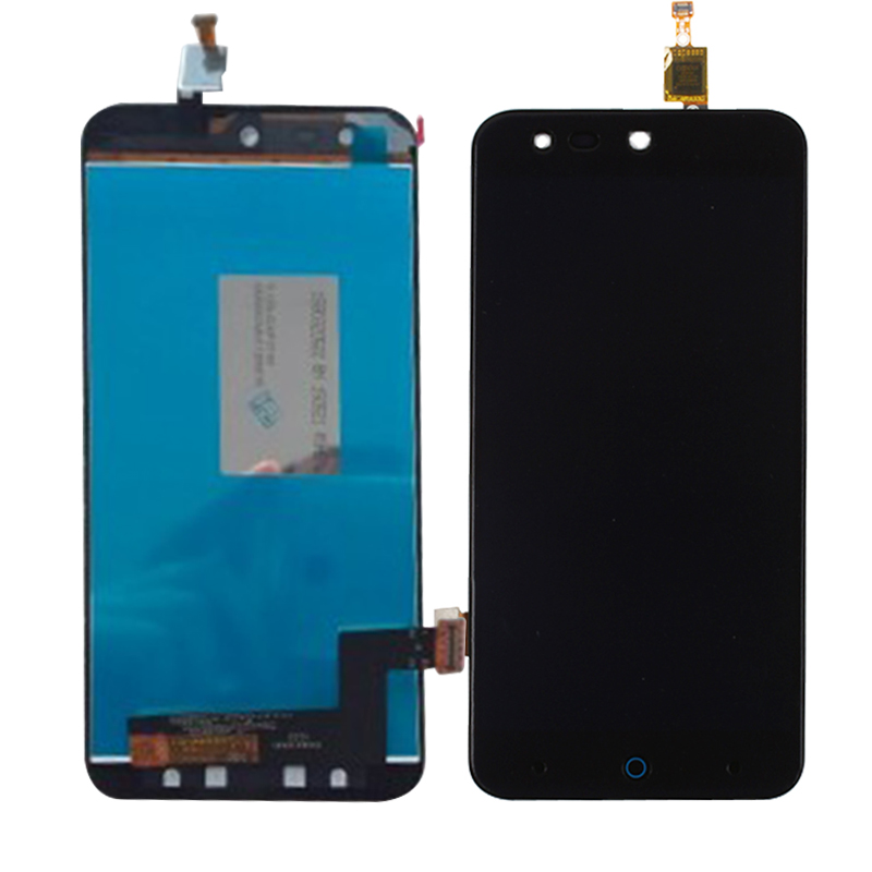 SZMUGUA 1280x720 5.0'' LCD For <font><b>ZTE</b></font> Blade X5 / Blade D3 <font><b>T630</b></font> LCD Display Touch Screen Digitizer Panel Replacement Part Assembly image