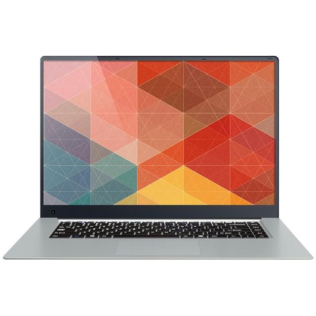 15.6inch Intel Quad Core 6GB DDR3 64GB 128GB 256GB SSD Option 1920*108P IPS Screen Windows 10 Ultrabook Laptop Notebook Computer