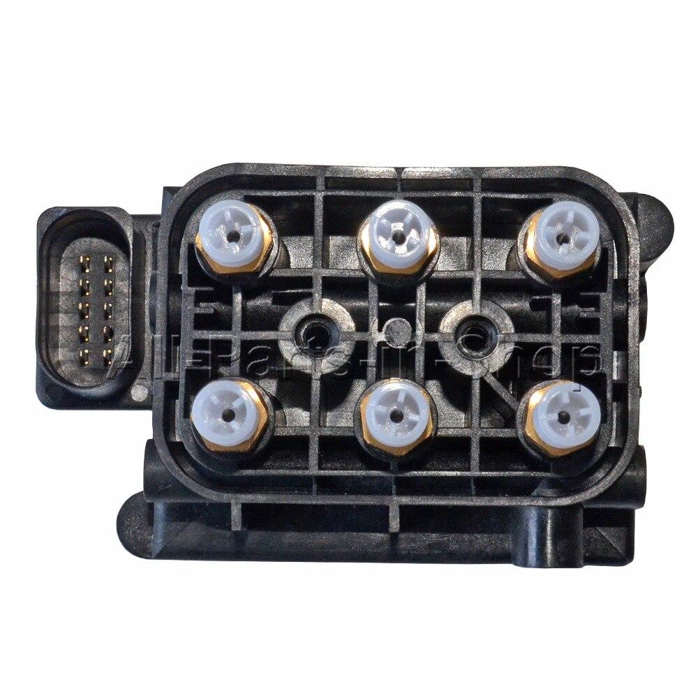 AP01 nouveau bloc de soupape Suspension pneumatique alimentation pour Audi Allroad A6 (C6) Quattro A8 (D3) S8 (D3) 4F0616013 4Z7 616 013 4Z7616013 - 3