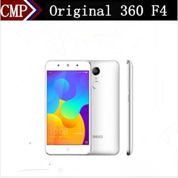 "Original 360 F4 4G LTE Mobile Phone MTK6753 Octa Core 5.0"" IPS 1280X720 2GB RAM 16GB ROM 13.0MP Fingerprint Dual Sim"
