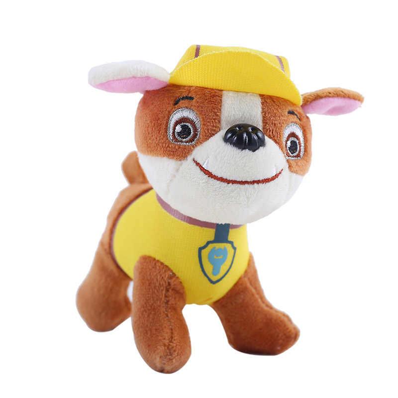 Pata patrulha cão boneca de pelúcia anime crianças brinquedos figura de ação boneca de pelúcia modelo de pelúcia e animais de pelúcia brinquedo presente de aniversário para a criança