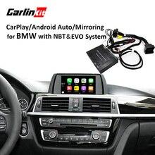 Telecamera di retromarcia Modulo di Interfaccia per BMW 1/2/3/4/5/7 Serie di X3 X4 x5 X6 MINI Con NBT Sistema Con Carplay Mirroring
