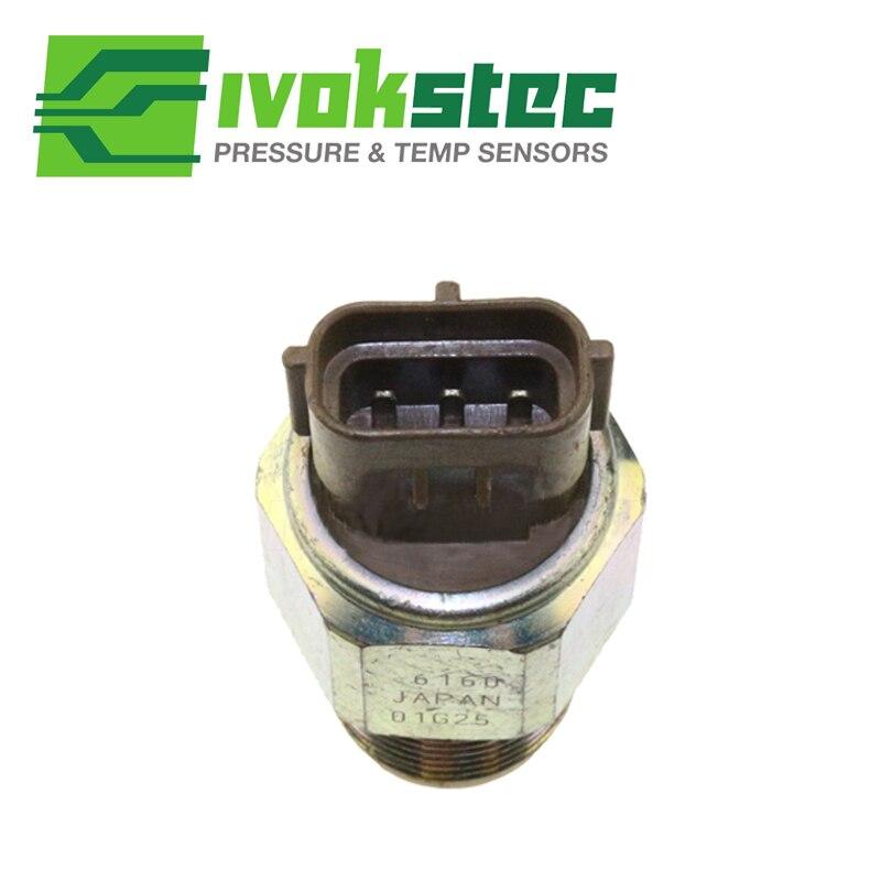 US $78 63 |Genuine Common Rail Pressure Sensor For ISUZU 4HK1X 6HK1 6UZ1  Hitachi ZX200 3 Excavator 499000 6160 8 97318684 0 8973186840-in Fuel  Supply