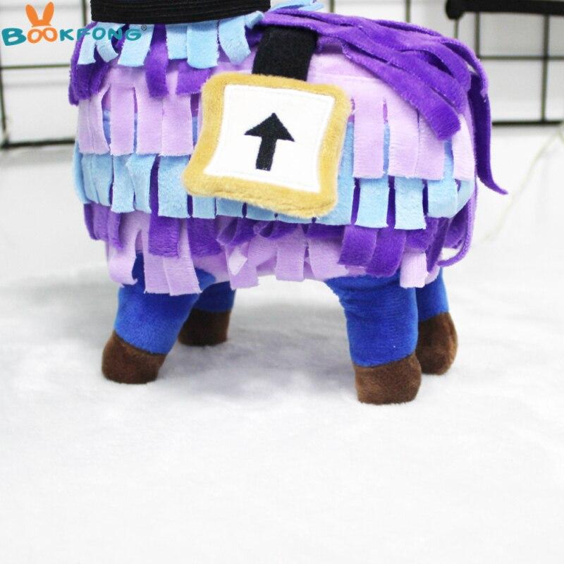 Troll-Stash-Llama-Plush-Toy-Game-Alpaca-Rainbow-Horse-Stash-Stuffed-Doll-Toys-Kids-Gift-20 (5)
