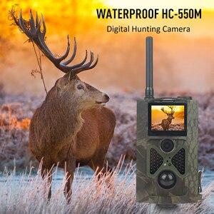 Image 3 - HC300M HC550M hc 700g Hunting Camera 12MP Night Vision MMS GPRS photo traps 3g trail camera Hunter Cam appareil photo chasse