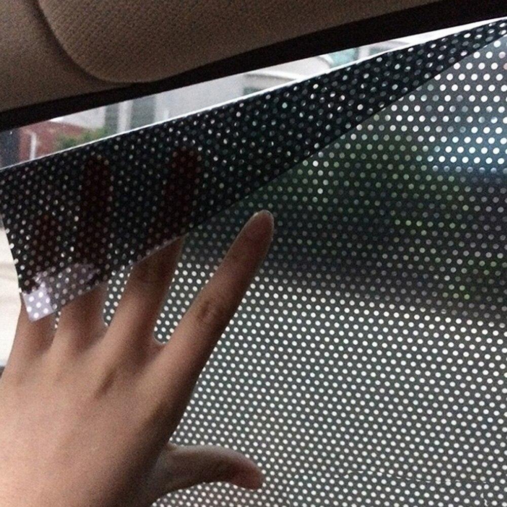 Auto Auto Zubehör Vorhang Windschutzscheibe PVC Aufkleber