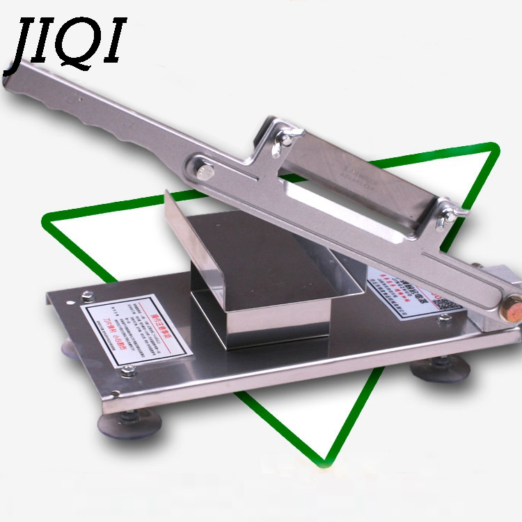 Commercial household manual meat slicer lamb beef meatloaf frozen meat cutting machine Vegetable Mutton rolls grinder cutter 1pc manual meat cutting machine household mutton roll slicer food processor stall fed meat slicer