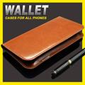 Gigabyte GSmart Saga S3 case cover Wallet leather case for Gigabyte GSmart Saga S3 phone case Crazy Horse Purse Pouch