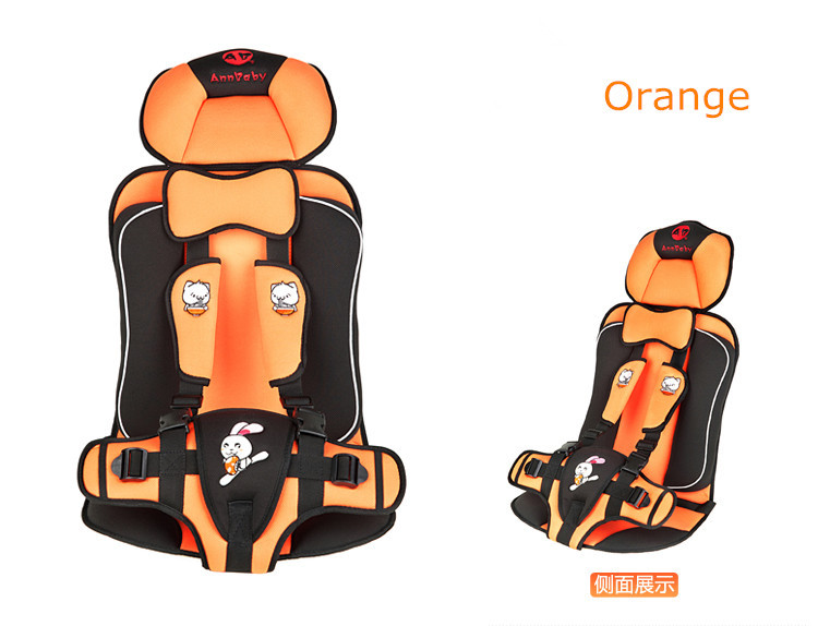 free shipping 2015 baby car seat comfortable cushion booster portable child kid safety seats children toddler