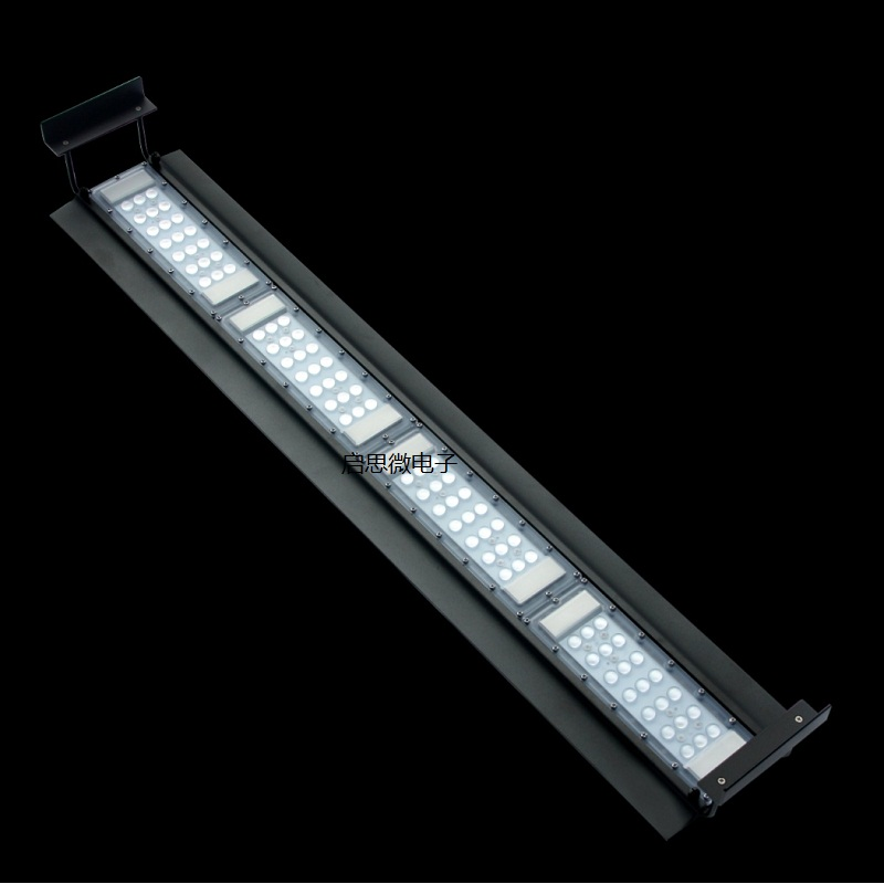 Programable 96 W gran luz Led de acuario lámpara de acuario regulable para arrecife Coral pecera aquario lampe EU US AU enchufe de Reino Unido-in Iluminaciones from Hogar y Mascotas    3