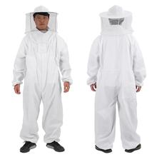 Хлопковый костюм пчеловода, профессиональные перчатки для удаления пчеловодства, шляпа, одежда, защитный костюм, оборудование для пчеловодства