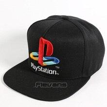 Мужская бейсбольная Кепка Playstation Hat летняя хлопковая Регулируемая Кепка s Snapback Strapback Hat