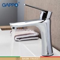 GAPPO Basin Faucet waterfall basin sink Faucet mixer basin taps Deck mounted faucet bathroom mixer sink taps