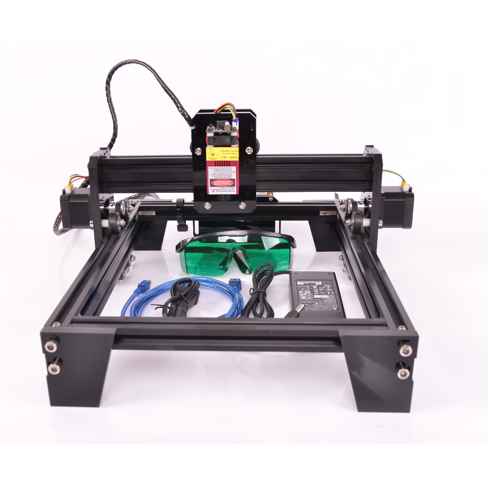 21*25cm GRBL DIY Laser Engraving CNC Machine, Mark Engraver For Metal  Scan Marker  Machine Tools