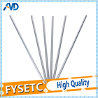 2sets Prusa i3 MK3 Hardened Smooth Rods Kit 6pcs 3D Printer Smooth Rod Pack OD 8mm Linear Shaft Optical Axis Chrome Plated