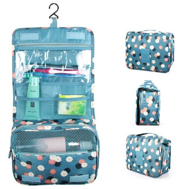 73ea4ae35b32 Travel Set High Quality Waterproof Portable Man Toiletry Bag Women Cosmetic  Organizer Pouch Hanging Wash Bags Makeup Storage Bag