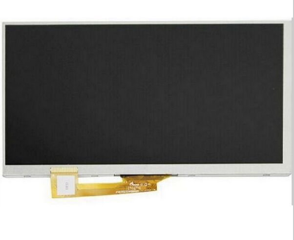 New LCD Display Matrix 7 Prestigio MultiPad Wize 3037 TABLET TFT LCD Screen Panel Lens Frame replacement Free Shipping