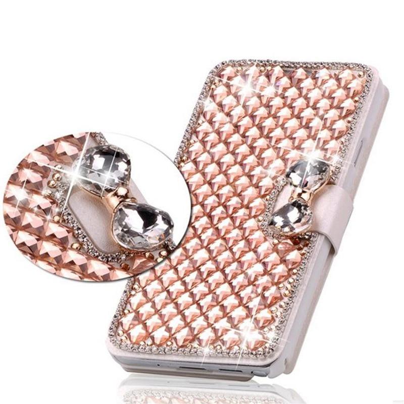Luxus Diamond Hülle für iPhone 5 6 6s plus Strass Handyhülle - Handy-Zubehör und Ersatzteile