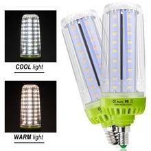 E27 Corn Led Lamp E14 Candle LED Light Bulb 10W 15W 20W Energy Saving Lampada Led Bulb High Brightness No Flicer Light 5736SMD