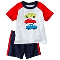 Cars Baby Boys Clothes Sets Kids Pajamas Suit Summer T-shirts Shorts Pants Suits Children Sport Suits toddler clothing for boy
