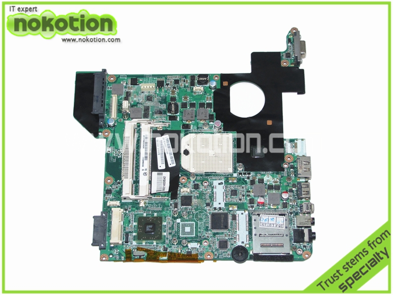NOKOTION A000023270 DA0BU2MB8F0 Laptop Motherboard for TOSHIBA SATILLITE M305D U405D  REV F Mainboard Logic board nokotion pt10an dsc mb rev 2 1 laptop motherboard for toshiba satellite c50 c50d em2100 cpu amd 216 0841000 ddr3 mainboard