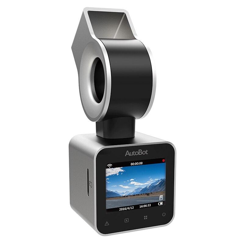 HD 1080 P Mini DVR Carro com Dashcam Novatek Gravador de Vídeo do carro da tela de toque LCD 96658 Night Vision com WDR via - 2