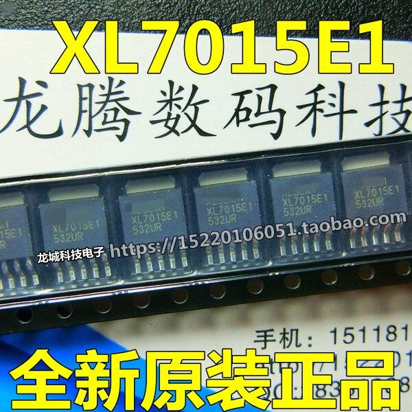 10pcs XL7015E1 ORIGINAL 0.8A 150KHz 80V Buck DC to DC Converter TO252-5L NEW