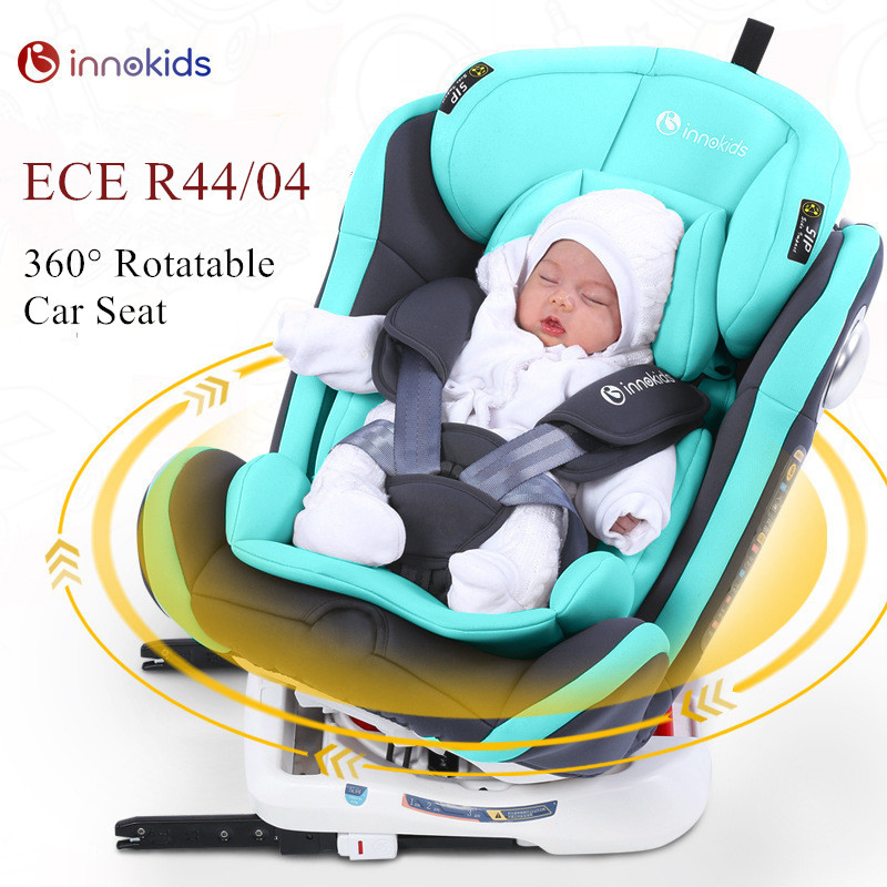 Baby Car Seat For 0~12 Years Old 360 Degrees Rotary Child