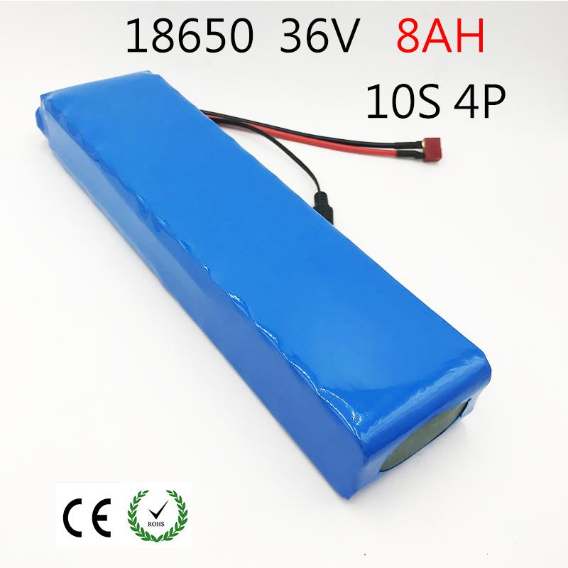 36V 10ah electric bicycle battery pack 42V 18650 Li-Ion Battery 500W High Power and Capacity 42V Motorcycle Scooter with BMS36V 10ah electric bicycle battery pack 42V 18650 Li-Ion Battery 500W High Power and Capacity 42V Motorcycle Scooter with BMS