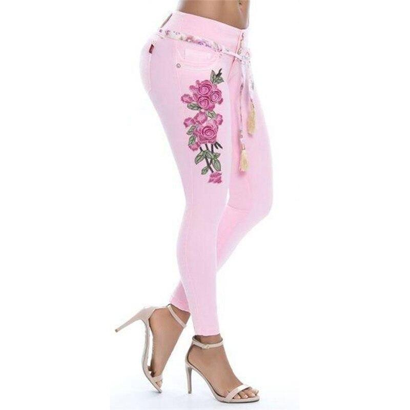 Women-Fashion-Plus-Size-Jeans-Pants-Ladies-Sexy-Floral-Print-Skinny-Jeans-Denim-Long-Pants-No (3)
