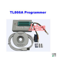 No Ship MiniPro HighSpeed USB Eeprom TL866A Programmer Device With ICSP Interface Cable And Adapters