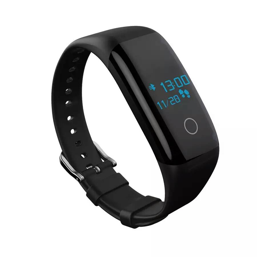 Smartch V6S Bluetotoh Smart Band IP66 Waterproof Smart Wristband Heart Rate Monitor Pedometer Sports Smartwatch for