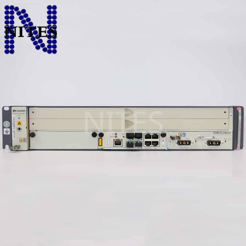 Communication Equipments Cellphones & Telecommunications Contian Power Converter Netsure 212 C23. Brand New Hua Wei 19inch Gpon/epon Olt Ma5608t Mcud*1 Mpwc *1 Dc Power