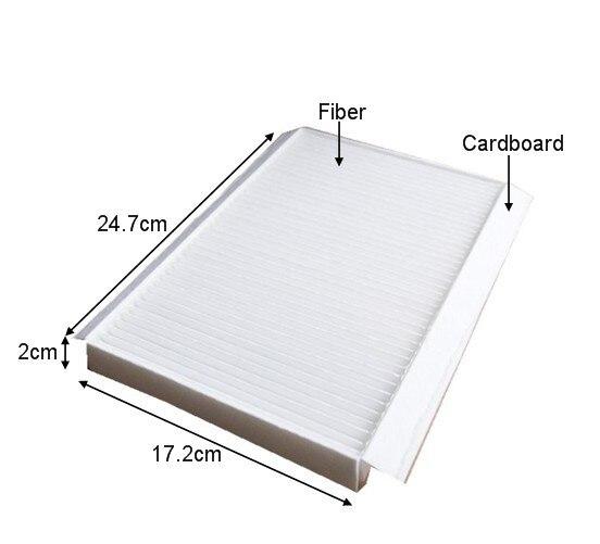 NEW Cabin Air Pollen Dust Filter For Hyundai Elantra 08790-2L000A USA Seller