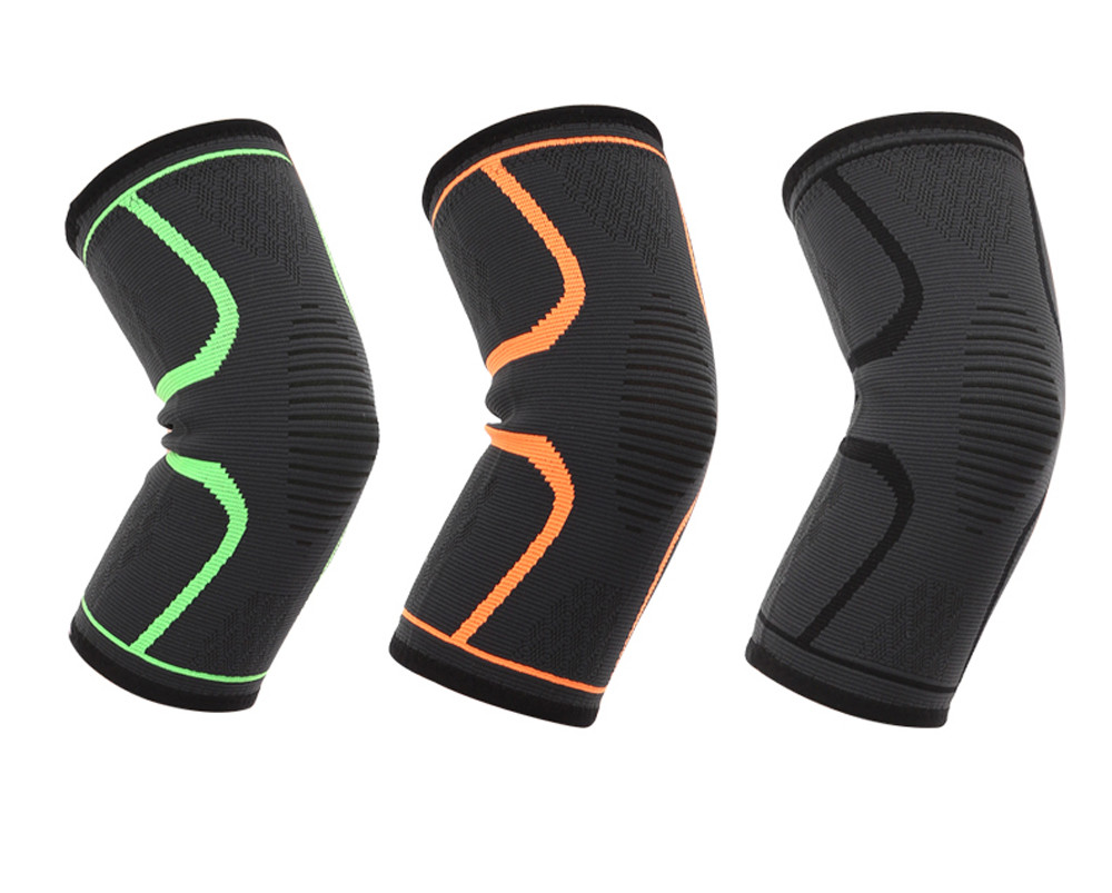 Hot Sale Protective 2X Knee Sleeve Compression Brace Support For Sport Joint Pain Arthritis Relief S Unisex Adult Anti-skid Tool