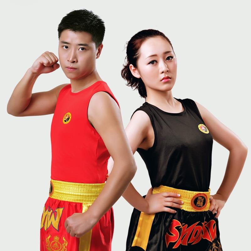 MMA Fight Mens Suit Muay Thai Shorts Fight Sanda - სპორტული ტანსაცმელი და აქსესუარები - ფოტო 3