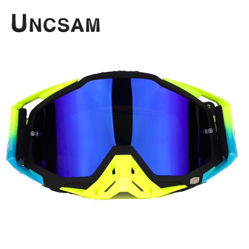 F19_High-end 100% off-road goggles riding goggles off-road helmet goggles motorcycle traffic jam goggles цены
