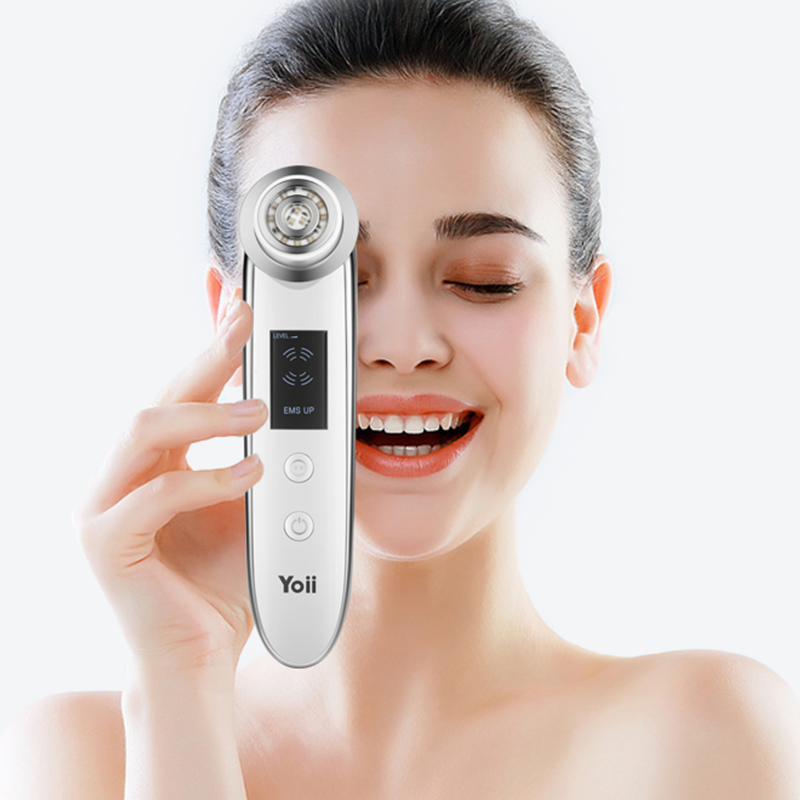 New Technology Negative Ion RF Radio Frequency Face Lifting Skin Tightening Face Wrinkle Removal Machine Galvanic