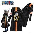One Piece Trafalgar Law Time Skip Dressrosa Hoodie Cloak Cape Robe Hooded Long Trench Coat Overcoat Cosplay Costume
