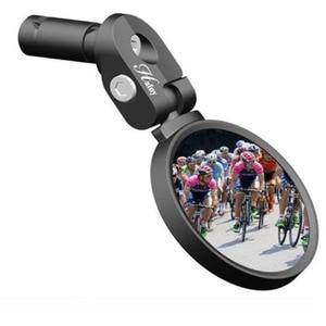 Image 1 - Rennrad Spiegel Fahrrad Racing Bike Spiegel Lenker Spiegel Flexible Racing Sicherheit Rück Einstellbare Spiegel Unzerbrechlich