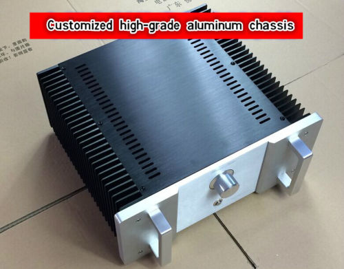 Douk Audio High End HD1969 MOEFET Class A Power Amplifier HiFi Stereo Amp 24W*2 stereo audio amplifier 2 x 40w