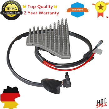 AP02 Nova Blower Motor Resistor Regulador Para Mercedes Benz Série 124 820 27 300E 10 1248202710