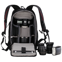 CADeN DSLR Mochilas Cámara Digital Bolsa de La Cámara para Canon Nikon Sony Impermeable Mochila de Viaje mochila fotografia profesional