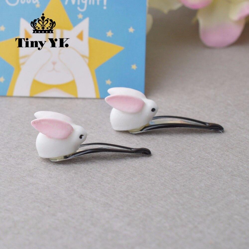 New Fashion Children Rabbit Gift Cute   Headwear   Korean Duck Hair Clips Child Hairpins Girls Hair Accessories Women Barrettes