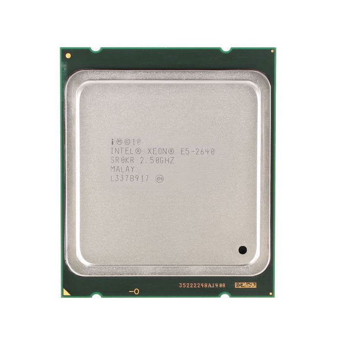 Intel Xeon E5-2640 E5 2640 15M Cache 2.50 GHz 7.20 GT/s Processore CPU(China)