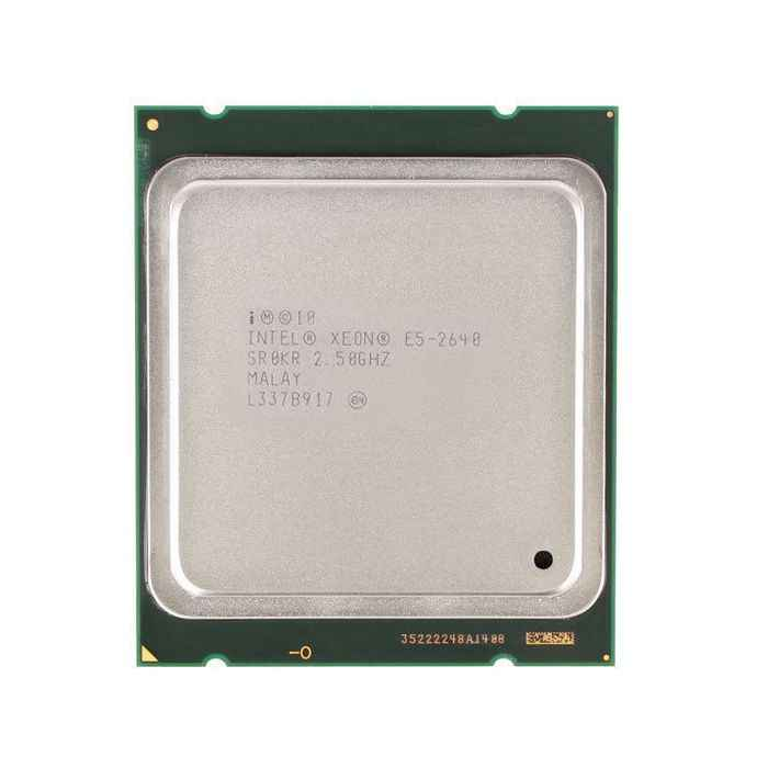 Intel Xeon E5-2640 E5 2640 15M Cache 2.50 GHz 7.20 GT/s Processore CPU
