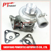Complete turbocharger TD04 49177 01512 / 49177 01513 for Mitsubishi L200 L300 4WD Shogun 2.5L 3 hole water cooled